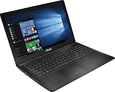 Asus X553SA-BHCLN10 15.6 Inch Laptop (Intel Celeron Processor, 4GB, 500 GB HDD, Windows 10, Black)