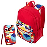 Best EcoCity Backpack For Hikings - Sixteen18 Casual School 15 in Laptop Tablet Backpack Review