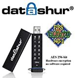 iStorage IS-FL-DA-256-4 4GB datAshur 256-bit USB encrypted flash drive