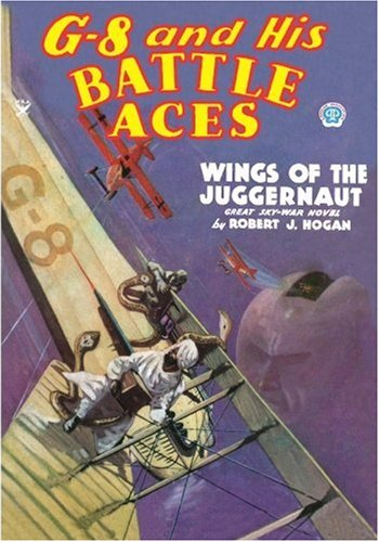 G-8 and His Battle Aces - #22 ebook