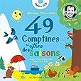 49 comptines au rythme des saisons (1CD audio)