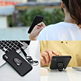 iPhone X Case, iPhone 10 case with Ring Holder, WXY
