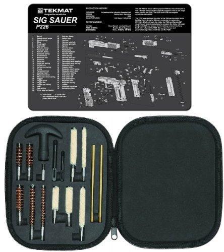 Buy Cheap Ultimate Arms Gear Gunsmith & Armorer's Cleaning Work Bench Gun Mat SIG Sauer SIG P226 + P...