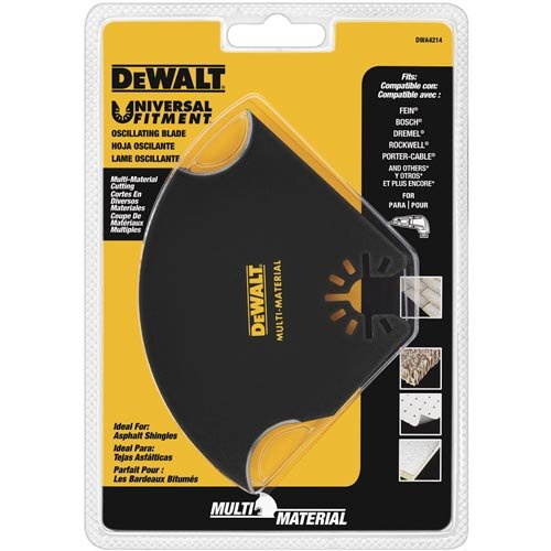 lating Multi-Material Blade (Roofers Blade)