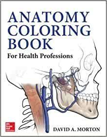 Anatomy Coloring Book for Health Professions: 9780071714006 ...