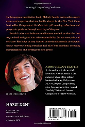 The Language of Letting Go: Daily Meditations for Codependents (Hazelden Meditation Series) by Hazelden Publishing Educational Services