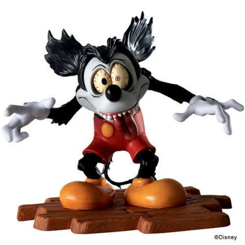 Amazon.com: WDCC DISNEY MANIACAL MOUSE MICKEY'S RUNAWAY