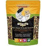 Sunseed 36044 Vita Prima Sunscription Rat, Mouse and Gerbil Food - Fórmula de Alta Variedad, 2 Libras