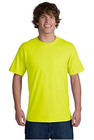 3f3324f8567 Image Unavailable. Image not available for. Color  Port   Company - 50 50  Cotton Poly T-Shirt