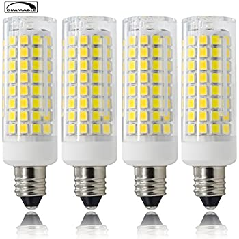 LAKES 0 Dimmable E11 LED Bulbs 450Lm 6000K Daylight