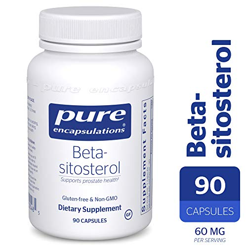 (Pure Encapsulations - Beta-Sitosterol - Hypoallergenic Supplement to Support Prostate Health* - 90 Capsules)