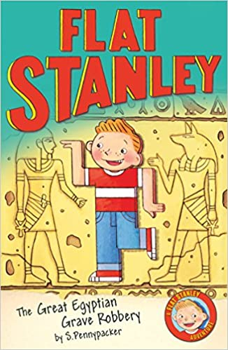 Image result for flat stanley ancient egypt adventure