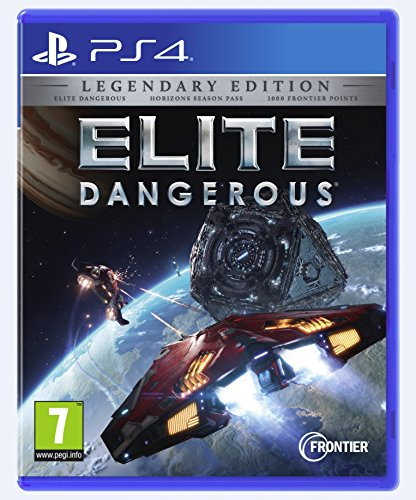 Elite Dangerous Legendary Edition - PlayStation 4 [Importación inglesa]: Amazon.es: Videojuegos