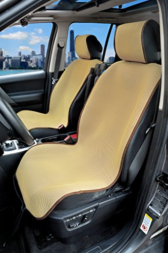 02 Leather Car Seat Cover - 1