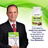 NaturalSlim Constipend - Constipation Relief, Colon Cleanse Supplement - Restores Healthy Magnesium Level, Better Digestion, Improved Metabolism, Support Weight Loss w/Olive Extract - 120 Capsules