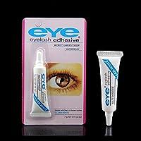 Heaven Queen Clear Tone Waterproof False Eyelashes Makeup Adhesive Eye Lash Glue