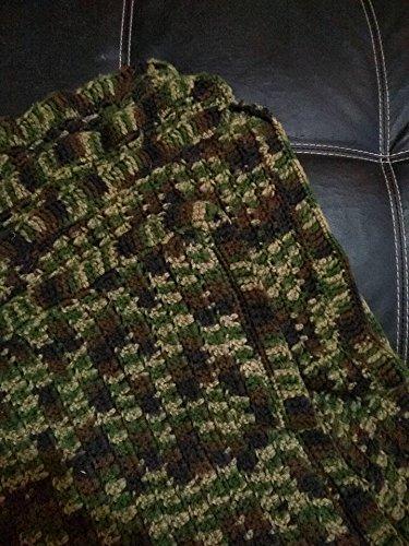 Image of Boys camo blanket
