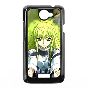 Code Geass C.C HTC One X Cell Phone Case Black gift pp001_6259740