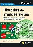 img - for Historias de grandes  xitos (Spanish Edition) book / textbook / text book