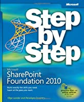 Microsoft SharePoint Foundation 2010 Step by Step Front Cover