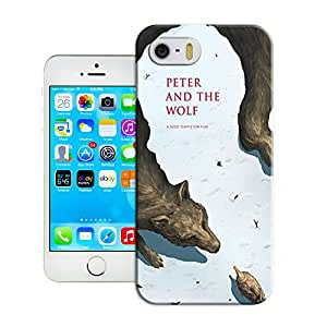 Fate Inn-Peter And The Wolf-iPhone 5/5s case