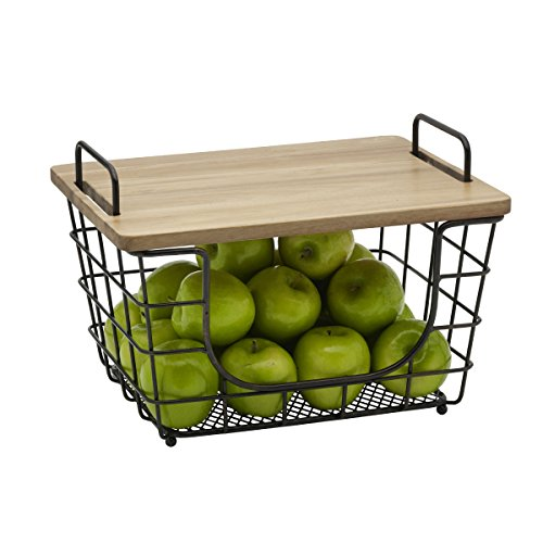 Great basket to hold fruits and vegetables