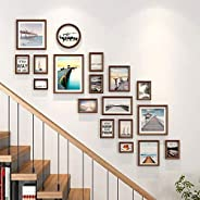 GJNVBDZSF Molduras para fotos com certificado de parede, colagem, molduras para fotos, colagem, kit de galeria