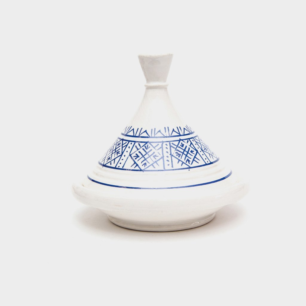 Atlas Small Blue Tajine
