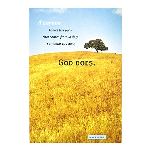 Max Lucado Boxed - Sympathy Inspirational Boxed Cards - Max Lucado - Fields