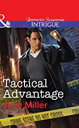 Tactical Advantage (Mills & Boon Intrigue) (The Precinct: Task Force - Book 3)