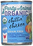 Party Animal Can Dog Chillin Chicken 13 oz