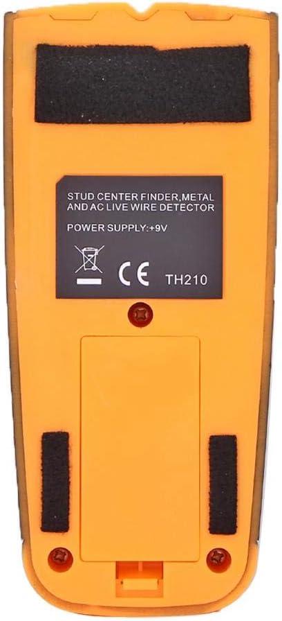 encuentre esp/árragos de Madera Voltaje de CA Cable con Corriente Detector de Pared con 3 Modos de Detector Ritapreaty Detector de Metales