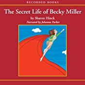 The Secret Life of Becky Miller | Sharon Hinck