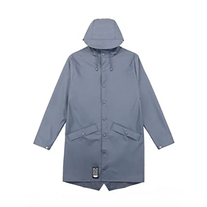 HGCX WY Impermeable Poncho Rompevientos Impermeable Chaqueta ...