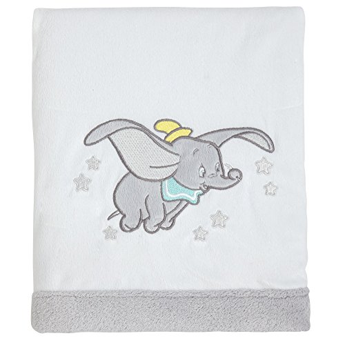 Disney Dream Big Coral Fleece Baby Blanket