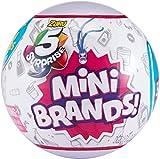 5 Surprise Mini Brands Collectable Capsule by ZURU