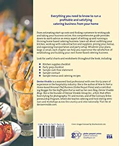 How to Start a Home-based Catering Business (Home-Based Business Series) by Globe Pequot Press