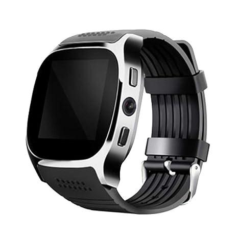 LNLZYF Pulsera Inteligente Bluetooth Reloj Inteligente Reloj ...