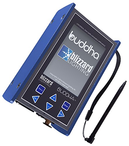 Blizzard Lighting Buddha DMX Cable Tester - New
