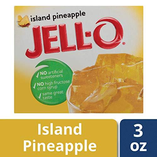Jell-O Island Pineapple Gelatin Dessert Mix, 3 oz Box by Jell-O (Image #3)