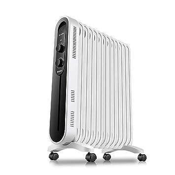 Calentador Calentador de la Sala de Estar Radiador de baño Calefacción eléctrica de bajo Consumo 2100W