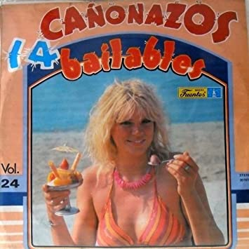 14 CAÑONAZOS BAILABLES VOL.24-CUMBIA-PORRO-PASEITO-SEXY COVER/ FUENTES VG++ - 14 CAÑONAZOS BAILABLES VOL.24-CUMBIA-PORRO-PASEITO-SEXY COVER/ FUENTES VG++ ...