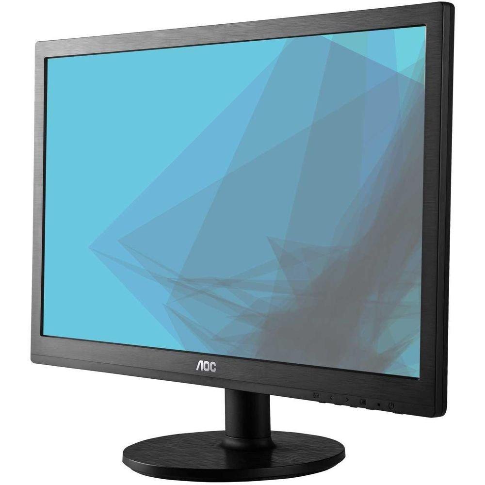 AOC e1660Sw 15 6-inch LED Backlit Computer Monitor