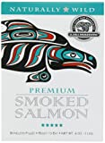 Alaska Smokehouse Premium Smoked Salmon, 4 Ounce