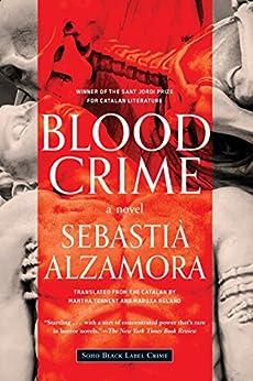 Blood Crime by [Alzamora, Sebastia]