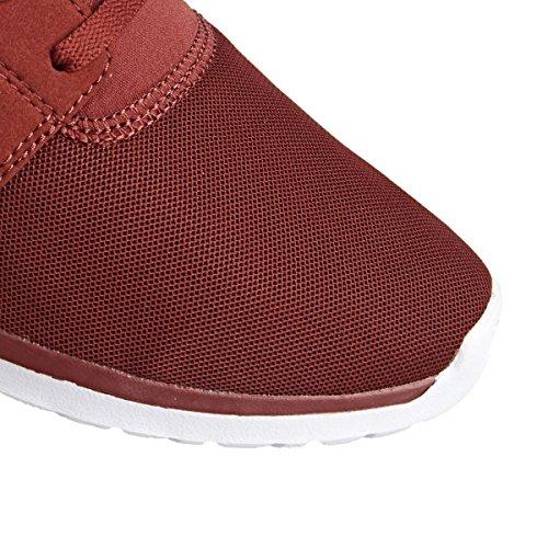 Heathrow M White Uomo Burnt DC Shoes Henna Sneakers 6Uqwnax