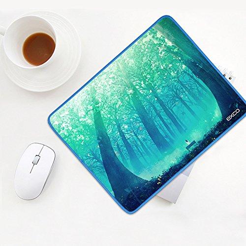 La almohadilla de de ratón lol potencia de de juegos para pujar fresca pequeña caricatura patrón desk home pad,b,360  280mm 3646ca