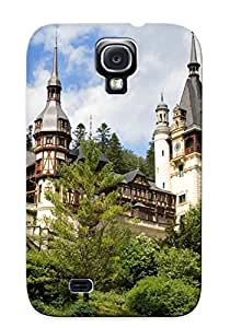 Premium Snap-on Peles Castle Case For Galaxy S4 Series