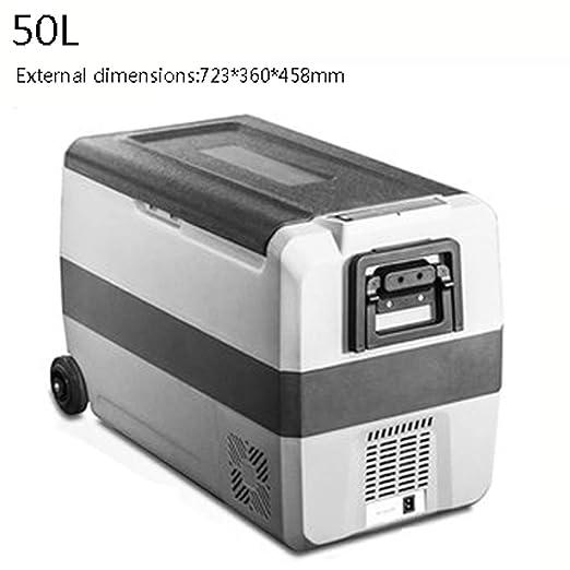 WLNKJ Refrigerador Portátil para Automóvil, Refrigerador Portátil ...