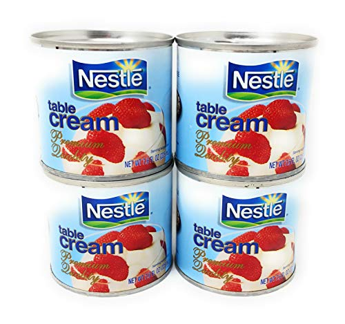 table cream - 3